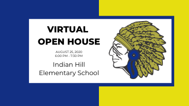 INdian Hill Virtual Open House graphic