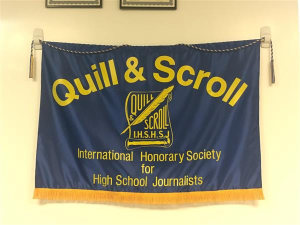 Quill & Scroll banner